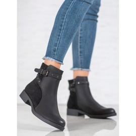 J. Star Warm black boots 5