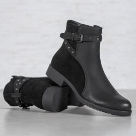 J. Star Warm black boots 2
