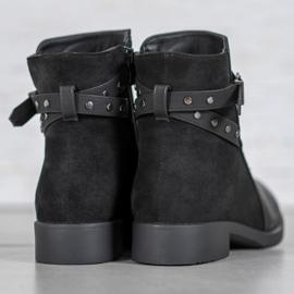 J. Star Warm black boots 3