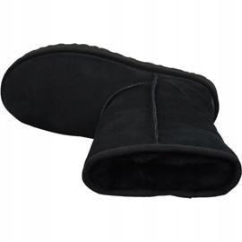 Ugg Classic Short Ii W 1016223-BLK black 2