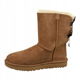 Ugg boots Bailey Bow Ii W 1016225-CHE brown 1