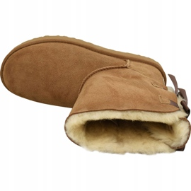 Ugg boots Bailey Bow Ii W 1016225-CHE brown 2