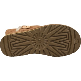 Ugg boots Bailey Button Ii W 1016226-CHE brown 3