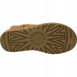Ugg Mini Bailey Button Ii Shoes W 1016422-CHE brown 3