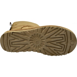 Ugg Mini Bailey Bow Ii W 1016501-CHE Shoes brown 3