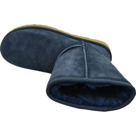 Ugg Classic Short Ii W 1016223-NAVY navy blue 2