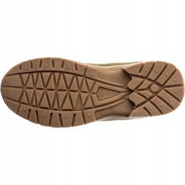 Kappa Bright Mid Jr 260239T 4141 shoes brown 4