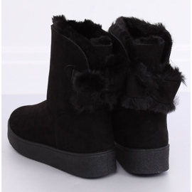 Snow boots emusy black LV70P Black 1