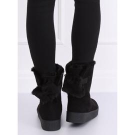 Snow boots emusy black LV70P Black 3