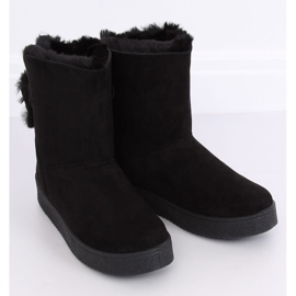 Snow boots emusy black LV70P Black 2