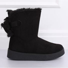 Snow boots emusy black LV70P Black 4