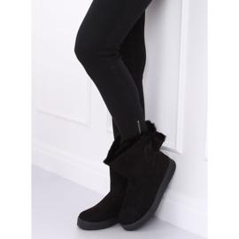 Snow boots emusy black LV70P Black 5