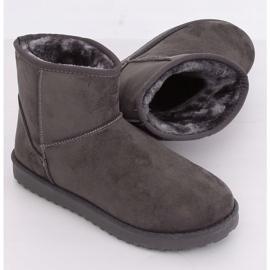 Emusy gray snow boots LV56P Gray grey 1