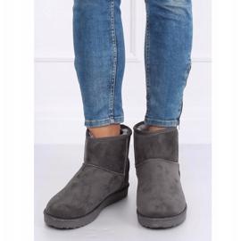 Emusy gray snow boots LV56P Gray grey 3