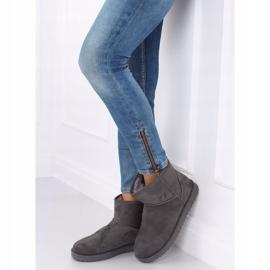 Emusy gray snow boots LV56P Gray grey 4