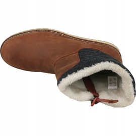 Helly Hansen Seraphina W 11258-747 shoes brown 2