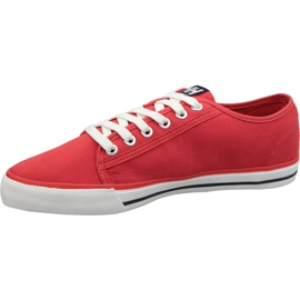 Helly Hansen Fjord Canvas Shoe V2 M 11465-216 shoes red 1