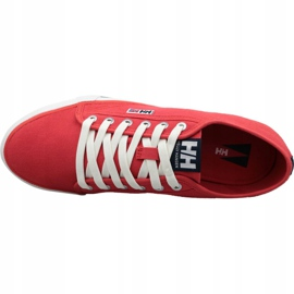 Helly Hansen Fjord Canvas Shoe V2 M 11465-216 shoes red 2