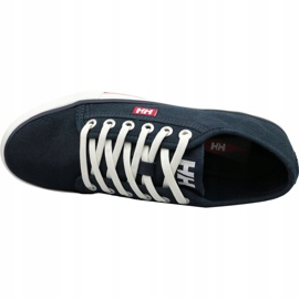 Helly Hansen Fjord Canvas Shoe V2 M 11465-597 shoes navy 2