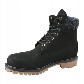 Timberland 6 In Premium Boot M A1UEJ shoes black 1