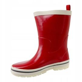 Helly Hansen Midsund Jr 10862-162 shoes red 1