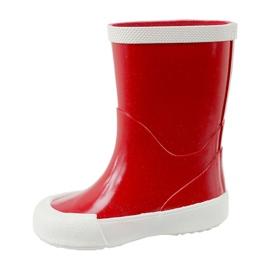 Helly Hansen Nordvik Jr 11200-110 shoes red 1