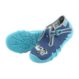 Befado children's shoes 110P320 blue 6