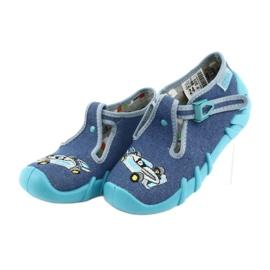 Befado children's shoes 110P320 blue 4