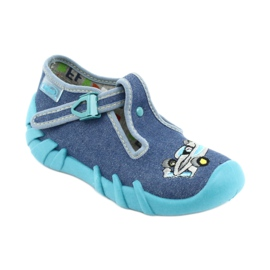 Befado children's shoes 110P320 blue 2