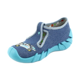 Befado children's shoes 110P320 blue 3