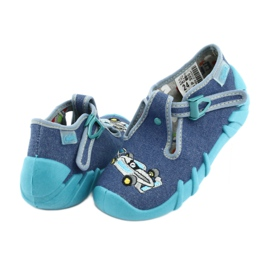 Befado children's shoes 110P320 blue 5