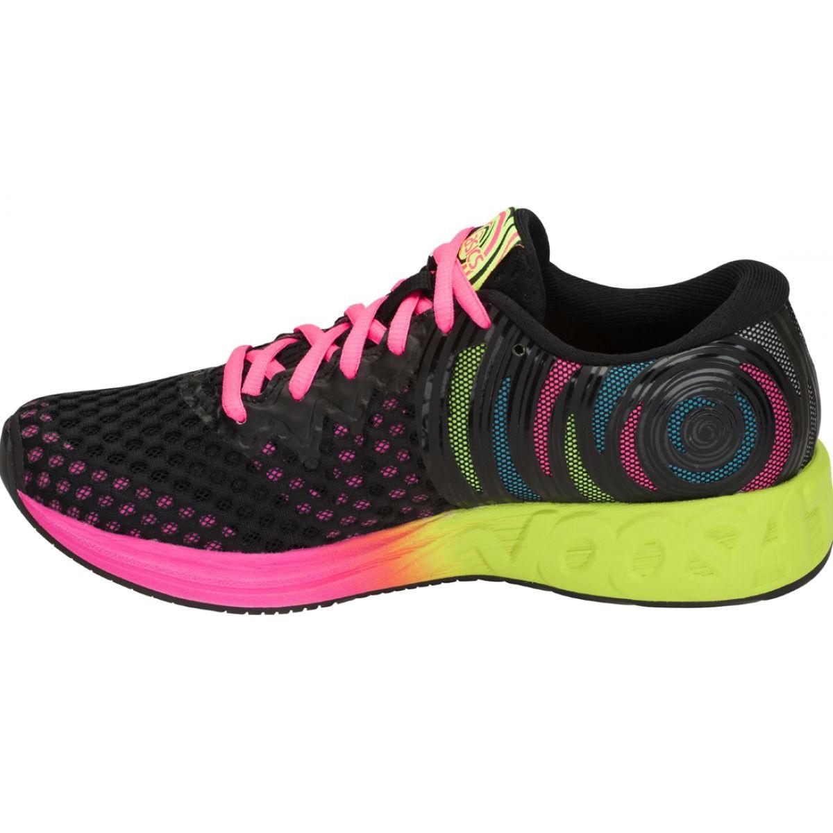 Asics Gel-Noosa Ff 2 W T869N-001 running shoes black multicolored
