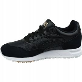 Asics Gel-Saga W 1192A107-001 shoes black 1