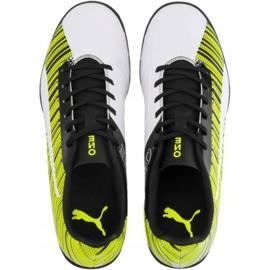 Puma One 5.4 Tt M 105653 03 football shoes yellow multicolored 1