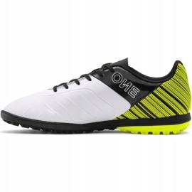 Puma One 5.4 Tt M 105653 03 football shoes yellow multicolored 2