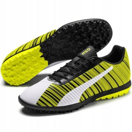 Puma One 5.4 Tt M 105653 03 football shoes yellow multicolored 3