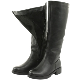 Boots on the thick bottom Sergio Leone 280 black 5