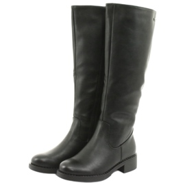 Boots on the thick bottom Sergio Leone 280 black 3