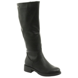 Boots on the thick bottom Sergio Leone 280 black 1
