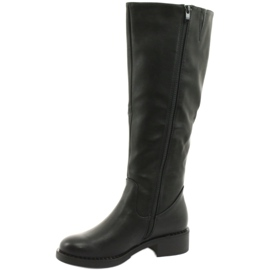 Boots on the thick bottom Sergio Leone 280 black 2