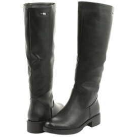 Boots on the thick bottom Sergio Leone 280 black 4