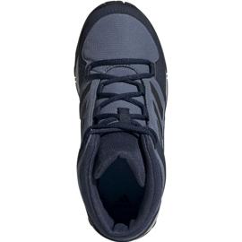 Adidas Terrex Hyperhiker K Jr G26533 shoes navy multicolored 1