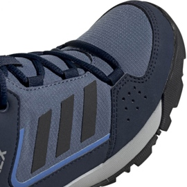 Adidas Terrex Hyperhiker K Jr G26533 shoes navy multicolored 3