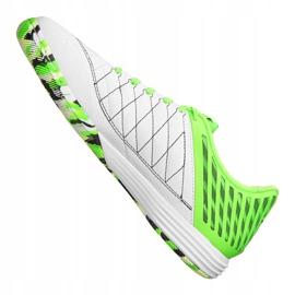 Nike LunarGato Ii Ic M 580456-137 indoor shoes green 2