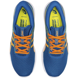 Asics Patriot 11 M 1011A568 401 running shoes blue 1