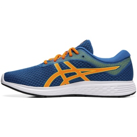 Asics Patriot 11 M 1011A568 401 running shoes blue 2