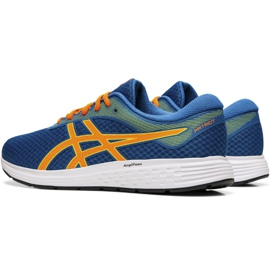 Asics Patriot 11 M 1011A568 401 running shoes blue 4