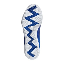 Adidas Nemeziz Tango 18.3 IN Jr DB2374 football shoes blue blue 3