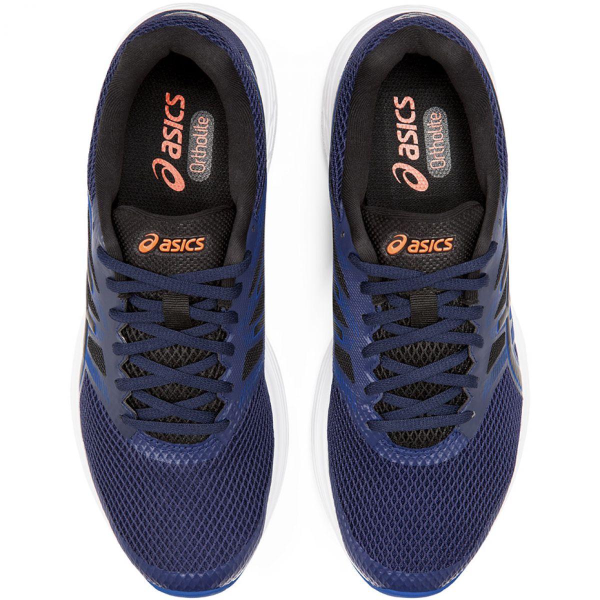 Asics Gel-Exalt 5 M 1011A162 401 running shoes navy blue