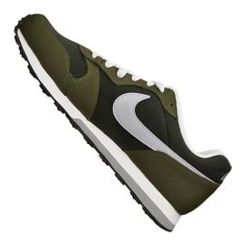 Nike Jr Md Runner 2 Gs Jr BA5559 shoes green 1